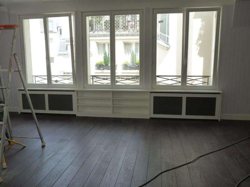 Theron menuiserie creation for Mettre un meuble devant un radiateur